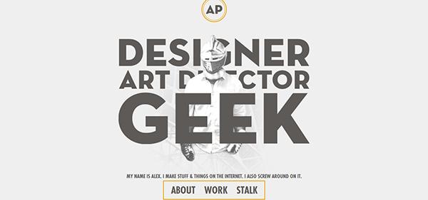 Geek Designer