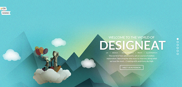 30 Cool Website Designs with Great Color Schemes