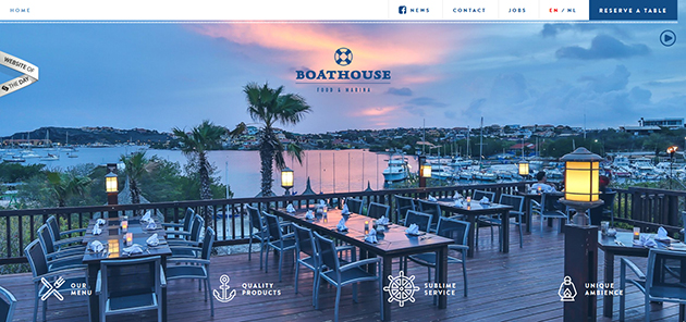 Boat House Food and Marina