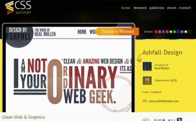 25 Best CSS Web Design Directory Every Designer Should Know