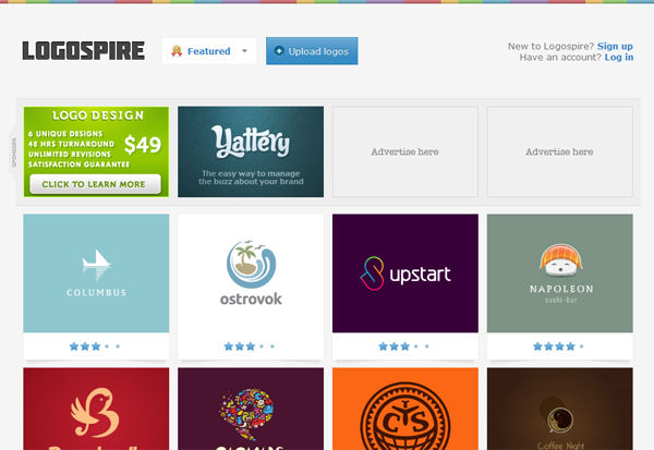 Top Best 40 Resources for Logo Design Inspiration