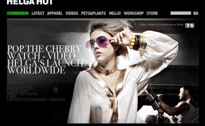 25 Glamorous Creative Fashion Websites Design