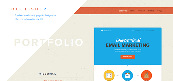 25 Fresh HTML5 Websites for your Inspiration