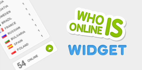 """Who Is Online"" Widget With PHP & jQuery"
