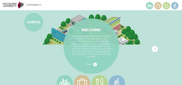45+ Fresh Blue and Green Color Inspirational Websites