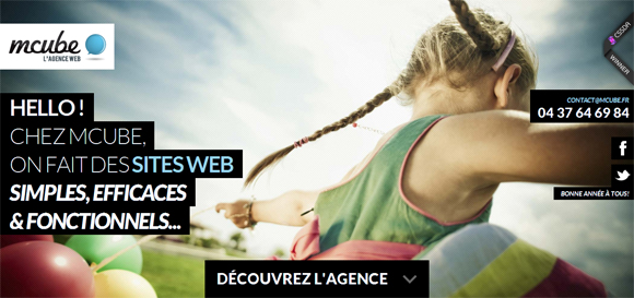 30 Mind Blowing Parallax Scrolling Effect Websites