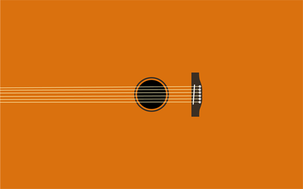 Acoustic Guitar wallpaper