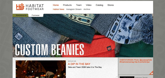 20 Clean and Minimal Ecommerce Designs