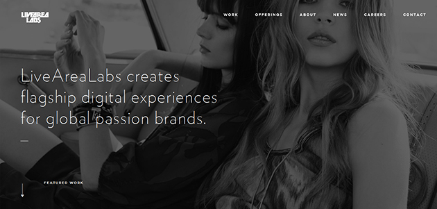 35 Awesome Large Background Image Website Designs